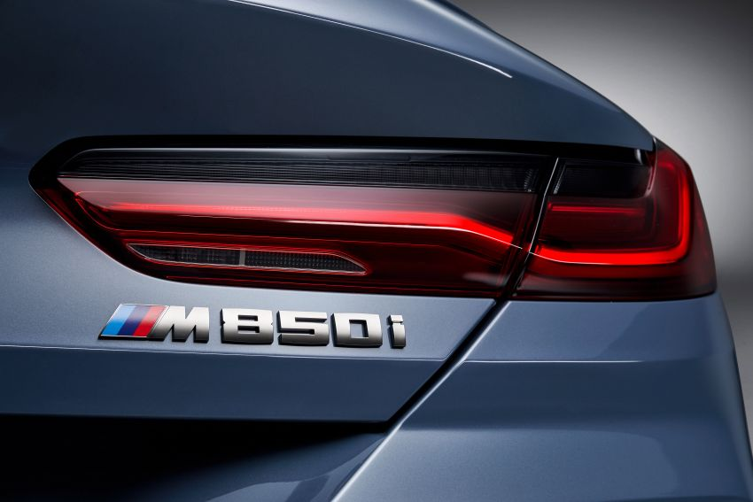 G15 BMW 8 Series launched in Malaysia – sole M850i xDrive variant; 530 PS 4.4L twin-turbo V8; RM1,088,800 Image #933517