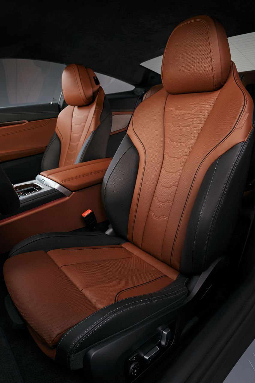G15 BMW 8 Series launched in Malaysia – sole M850i xDrive variant; 530 PS 4.4L twin-turbo V8; RM1,088,800 Image #933522