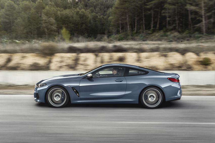 G15 BMW 8 Series launched in Malaysia – sole M850i xDrive variant; 530 PS 4.4L twin-turbo V8; RM1,088,800 Image #933509