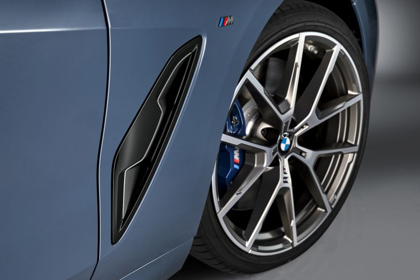 G15 BMW 8 Series launched in Malaysia – sole M850i xDrive variant; 530 PS 4.4L twin-turbo V8; RM1,088,800 Image #933513