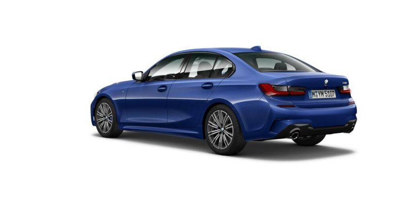 G20 BMW 3 Series launched in Malaysia: 330i, RM329k Image #939916