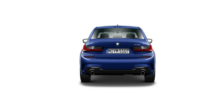 G20 BMW 3 Series launched in Malaysia: 330i, RM329k Image #939918