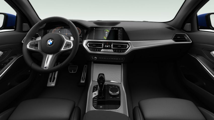 G20 BMW 3 Series launched in Malaysia: 330i, RM329k Image #939920