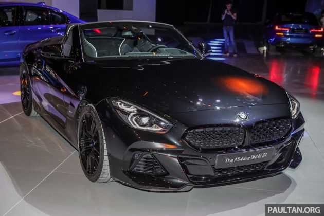 G29 Bmw Z4 Now Available For Pre Booking In Malaysia