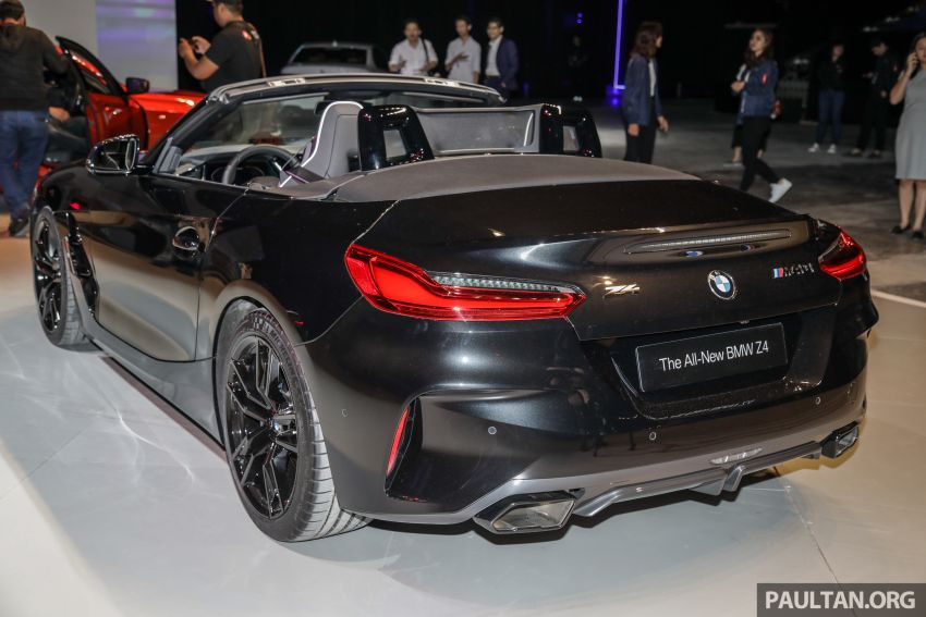 G29 Bmw Z4 Previewed In Malaysia Rm460k Est Paul Tan