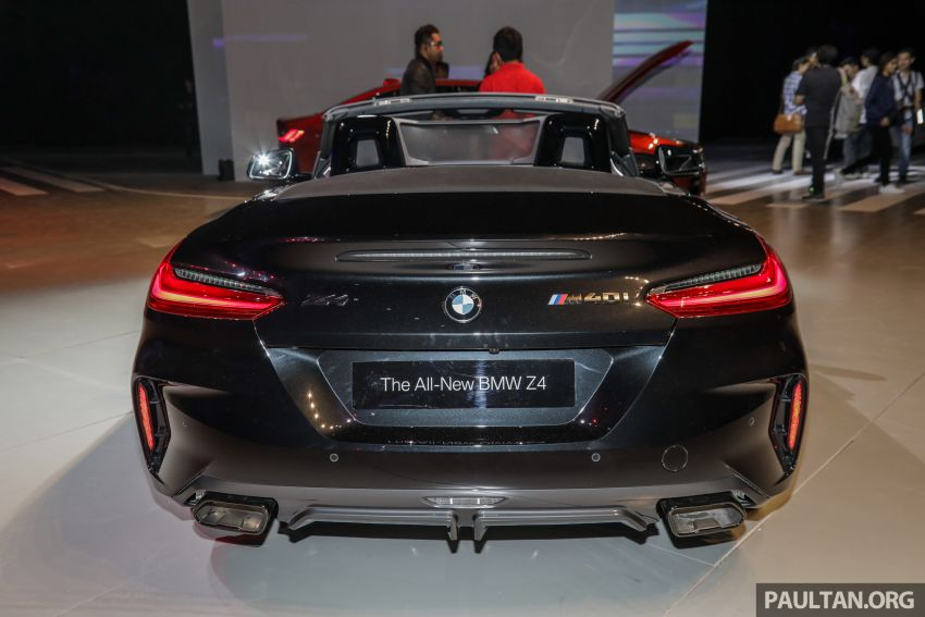 G29 BMW Z4 previewed in Malaysia – RM460k est. Image #939958