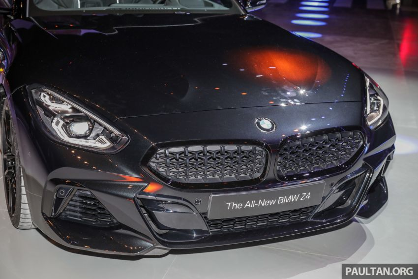 G29 BMW Z4 previewed in Malaysia – RM460k est. Image #939959