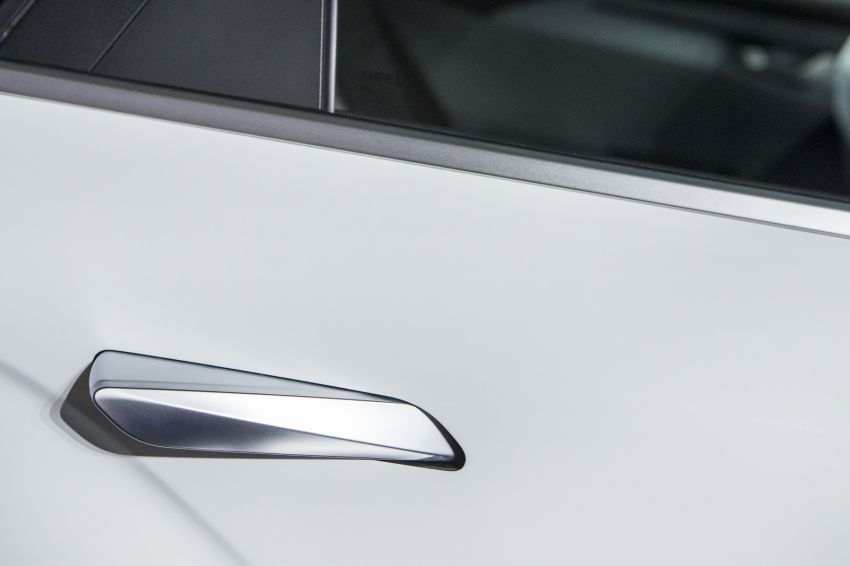 Geely GE11 electric sedan – more photos and details Image #928475
