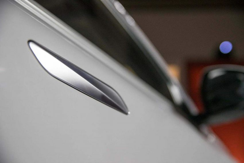 Geely GE11 electric sedan – more photos and details Image #928477