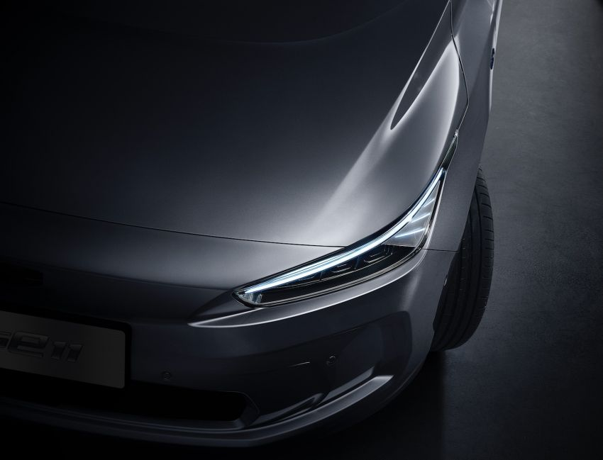 Geely GE11 electric sedan – more photos and details Image #928462