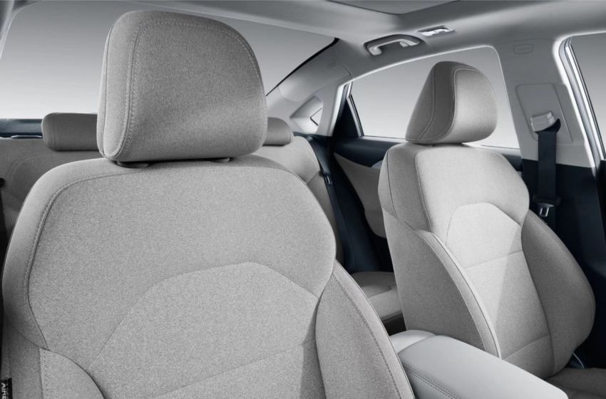 Geely GE11 electric sedan – more photos and details Image #928481