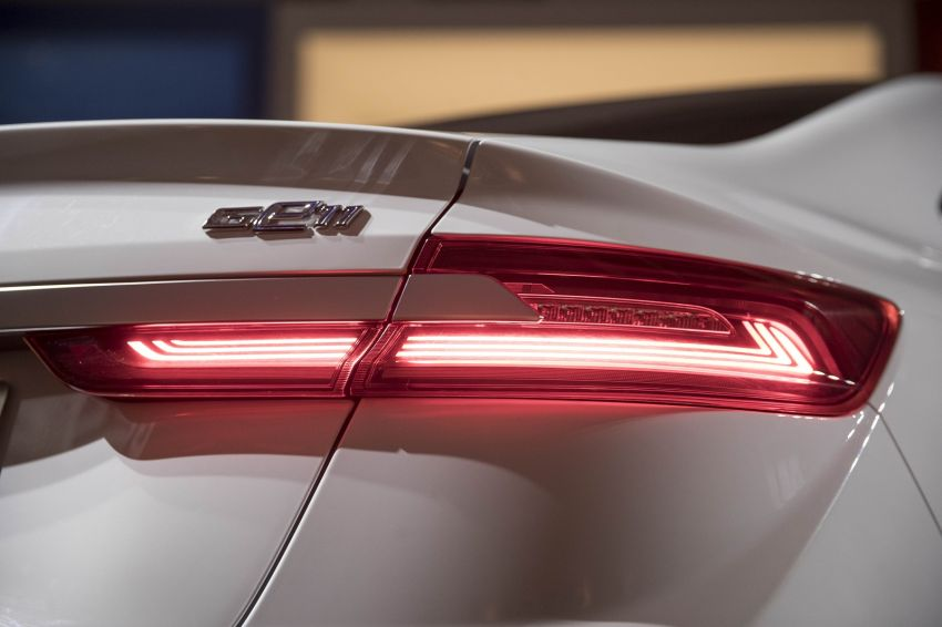 Geely GE11 electric sedan – more photos and details Image #928485