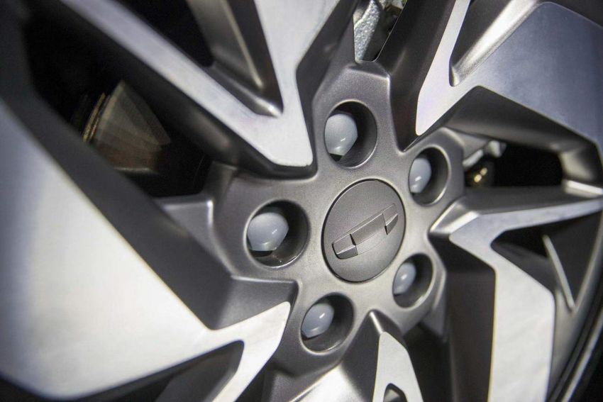 Geely GE11 electric sedan – more photos and details Image #928486