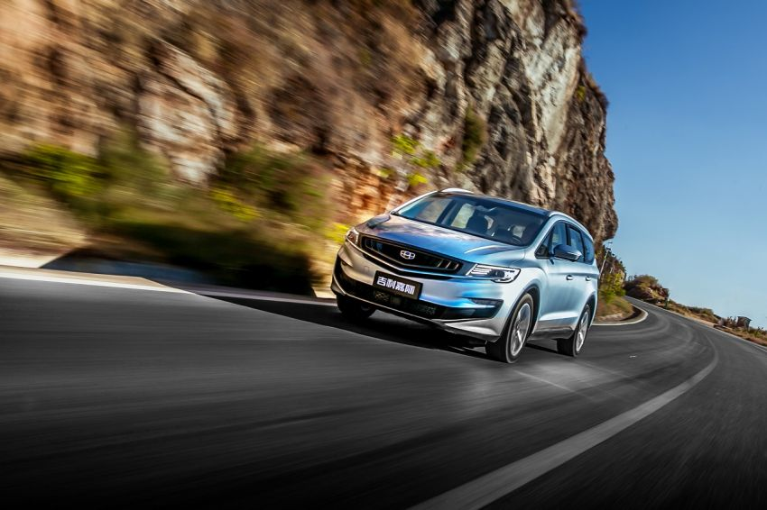 Geely Jiaji MPV launched in China – 1.5 litre and 1.8 litre T-GDI engines, mild and plug-in hybrid variants Image #934607