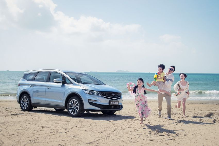 Geely Jiaji MPV launched in China – 1.5 litre and 1.8 litre T-GDI engines, mild and plug-in hybrid variants Image #934608