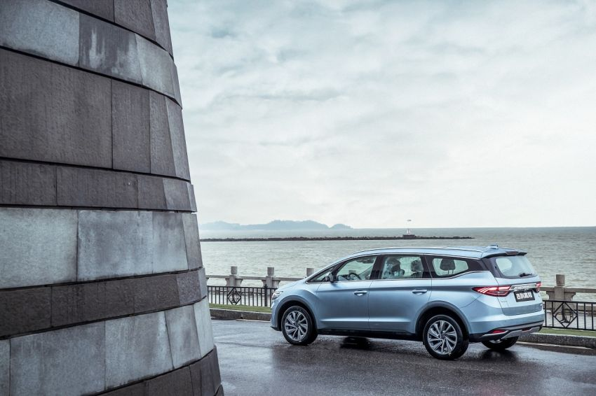 Geely Jiaji MPV launched in China – 1.5 litre and 1.8 litre T-GDI engines, mild and plug-in hybrid variants Image #934610