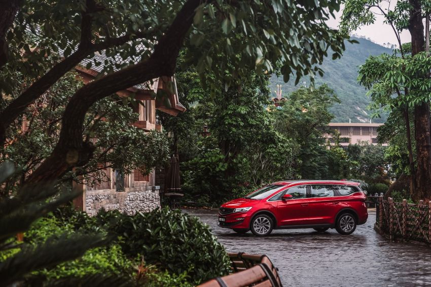Geely Jiaji MPV launched in China – 1.5 litre and 1.8 litre T-GDI engines, mild and plug-in hybrid variants Image #934613