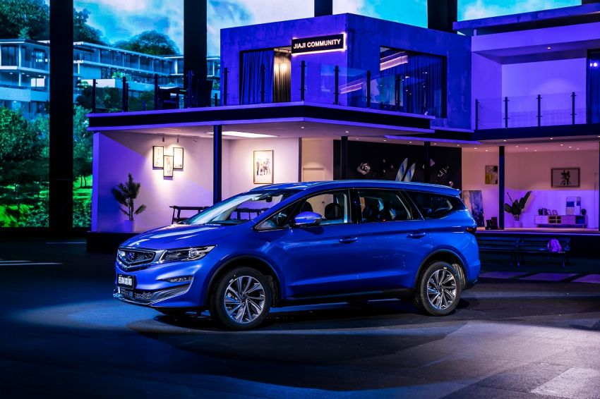 Geely Jiaji MPV launched in China – 1.5 litre and 1.8 litre T-GDI engines, mild and plug-in hybrid variants Image #934599