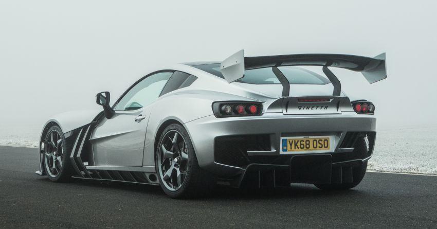Ginetta Akula debuts – 600 hp, 1,150 kg; 20 units only! Image #932861