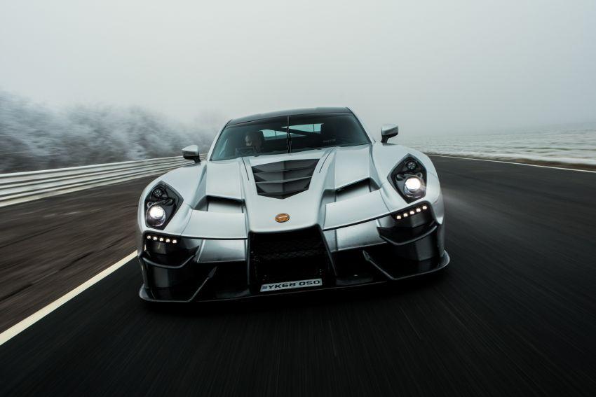 Ginetta Akula debuts – 600 hp, 1,150 kg; 20 units only! Image #932865