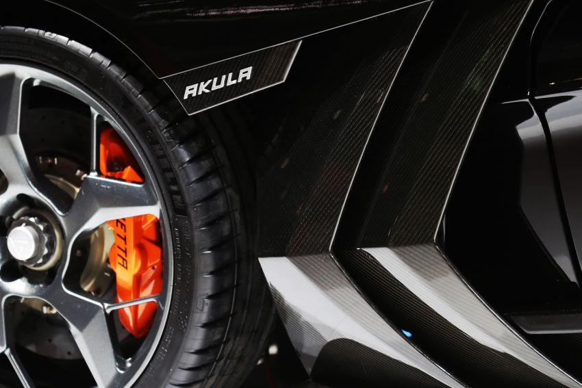 Ginetta Akula debuts – 600 hp, 1,150 kg; 20 units only! Image #932873