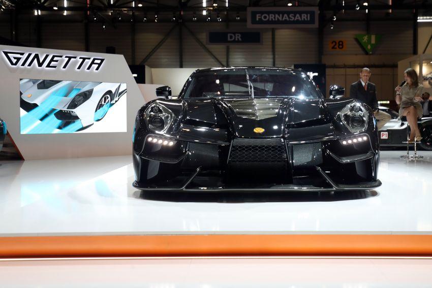 Ginetta Akula – kuasa 600 hp, berat cuma 1,150 kg Image #933017