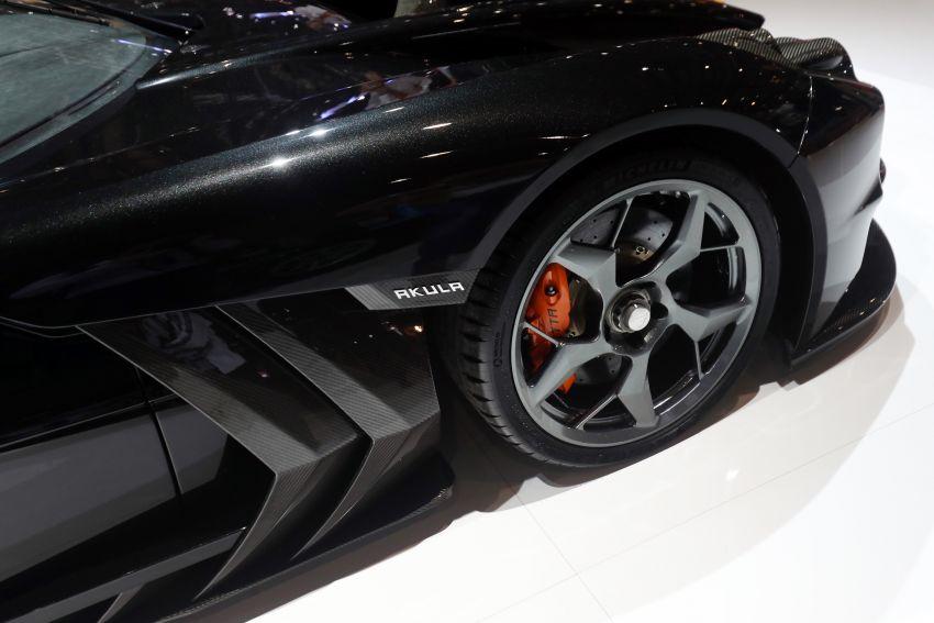 Ginetta Akula debuts – 600 hp, 1,150 kg; 20 units only! Image #932877