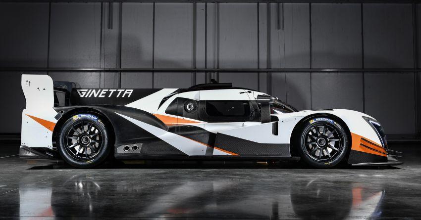 Ginetta Akula debuts – 600 hp, 1,150 kg; 20 units only! Image #932879