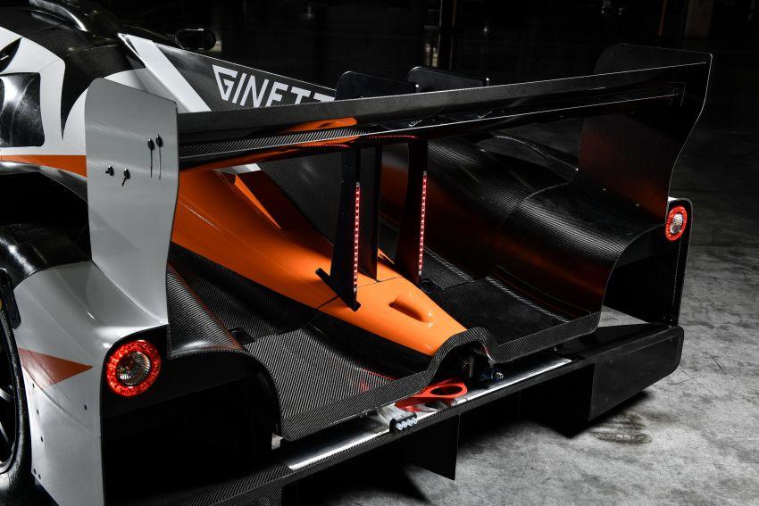 Ginetta Akula debuts – 600 hp, 1,150 kg; 20 units only! Image #932881