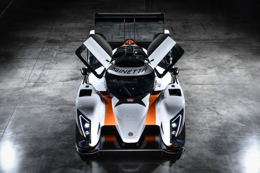 Ginetta Akula debuts – 600 hp, 1,150 kg; 20 units only! Image #932882