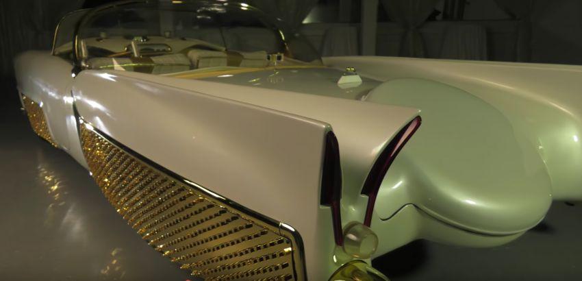 Goodyear bawa kereta autonomous tahun 50-an yang telah dipulihkan semula ke Geneva – tayar berlampu Image #932258
