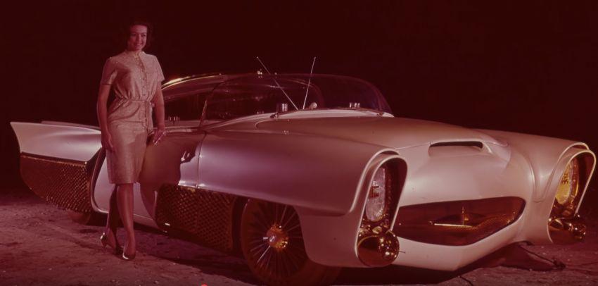 Goodyear bawa kereta autonomous tahun 50-an yang telah dipulihkan semula ke Geneva – tayar berlampu Image #932259
