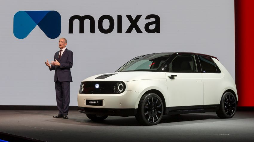 Honda plans for electrification of Europe fleet by 2025 Image #933973