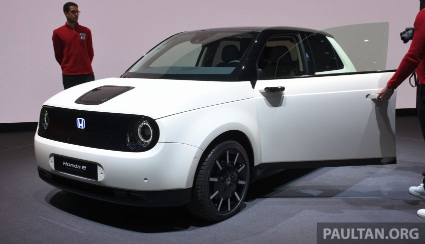 Honda plans for electrification of Europe fleet by 2025 Image #933927