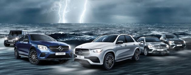 Ad Experience The New Mercedes Benz Suvs At Hungry For Adventure Festival From March 22 To 24