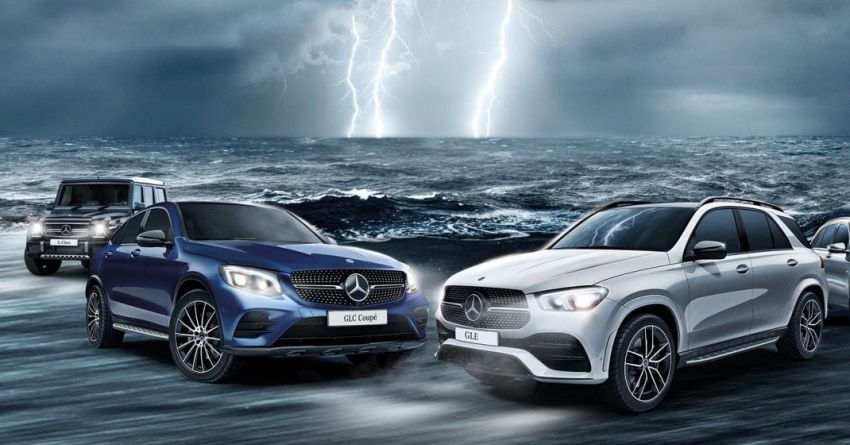 AD: Experience the new Mercedes-Benz SUVs at the Hungry for Adventure Festival from March 22 to 24 Image #935300