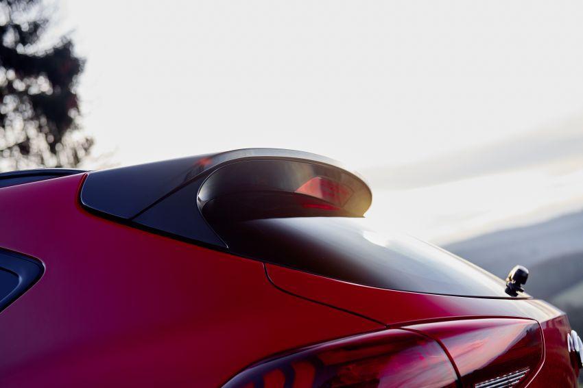 Hyundai Tucson N Line lebih garang, pilihan enjin baru Image #937353