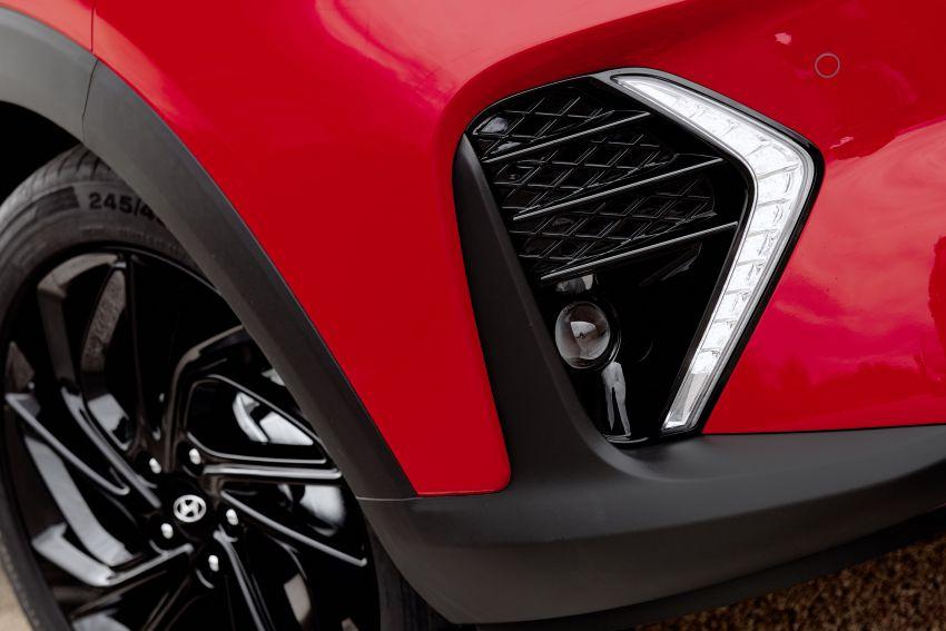Hyundai Tucson N Line lebih garang, pilihan enjin baru Image #937356