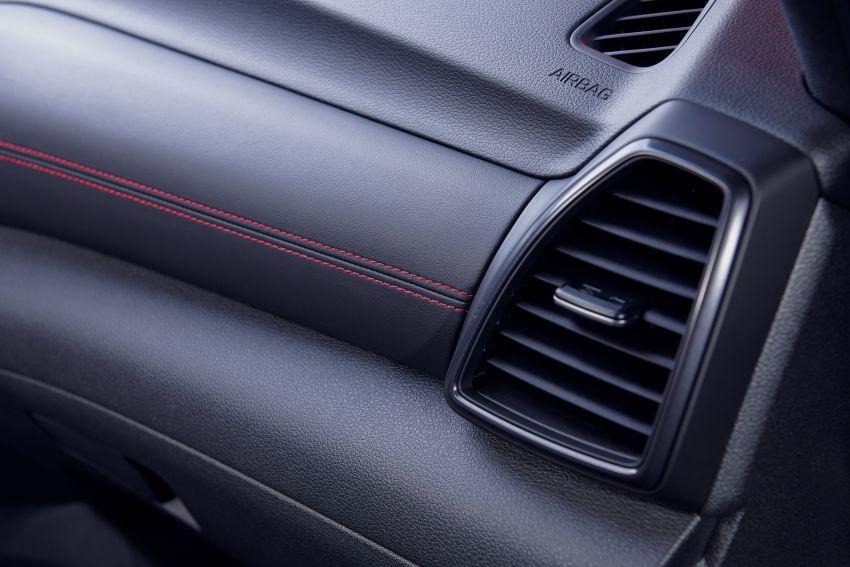 Hyundai Tucson N Line lebih garang, pilihan enjin baru Image #937368