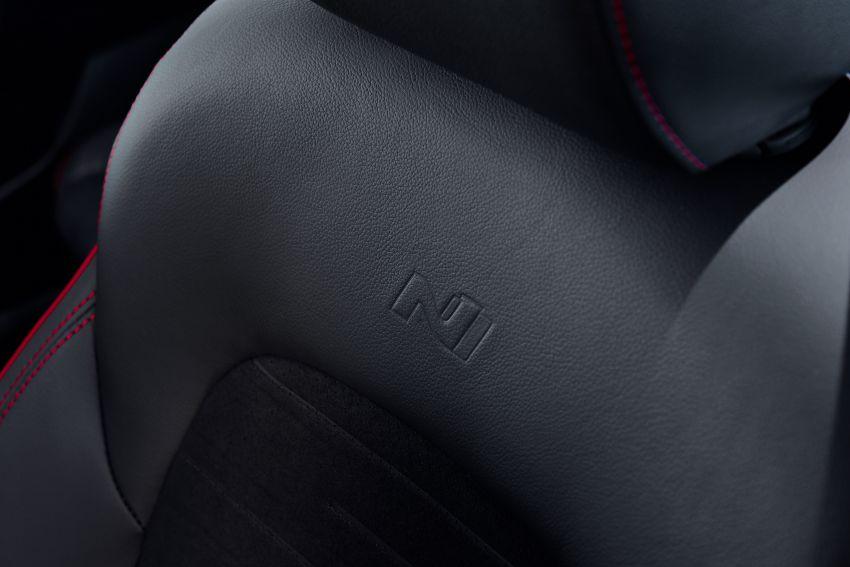Hyundai Tucson N Line lebih garang, pilihan enjin baru Image #937369