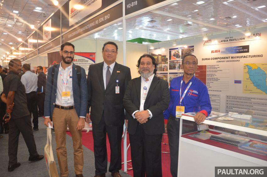 MARii dedahkan vendor-vendor automotif Malaysia ke pasaran eksport menerusi anjuran bersama IESS 2019 Image #934699