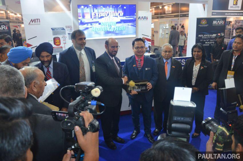 MARii dedahkan vendor-vendor automotif Malaysia ke pasaran eksport menerusi anjuran bersama IESS 2019 Image #934700