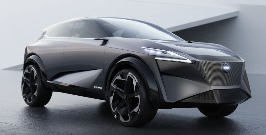 Nissan IMQ Concept previews new design language Image #932890