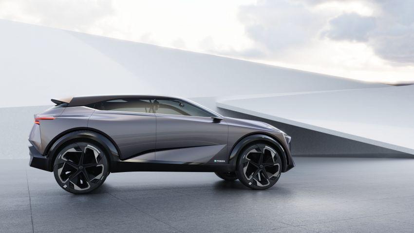 Nissan IMQ Concept previews new design language Image #932891