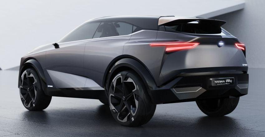 Nissan IMQ Concept previews new design language Image #932892