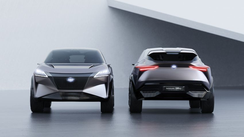 Nissan IMQ Concept previews new design language Image #932893
