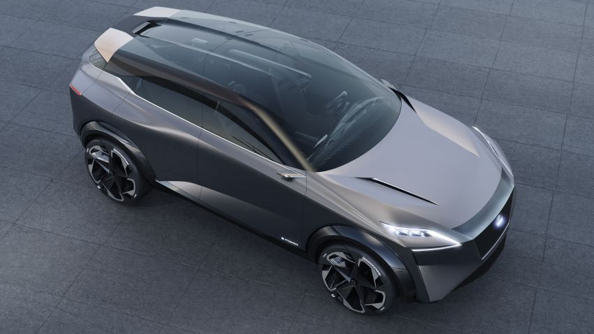 Nissan IMQ Concept previews new design language Image #932895