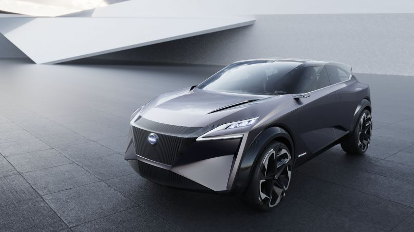 Nissan IMQ Concept previews new design language Image #932896