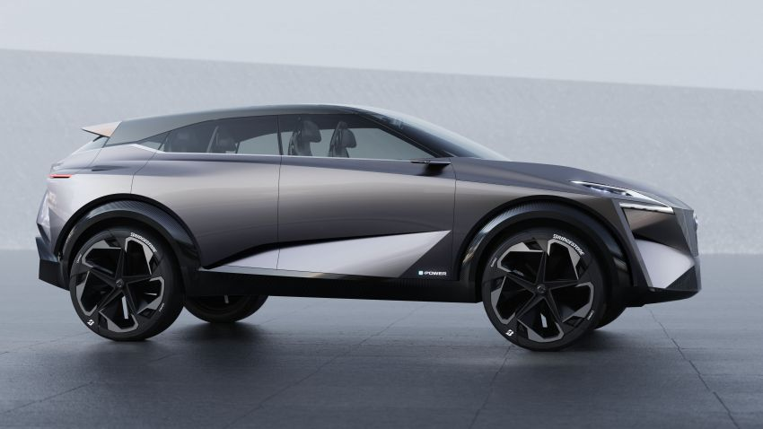 Nissan IMQ Concept previews new design language Image #932897