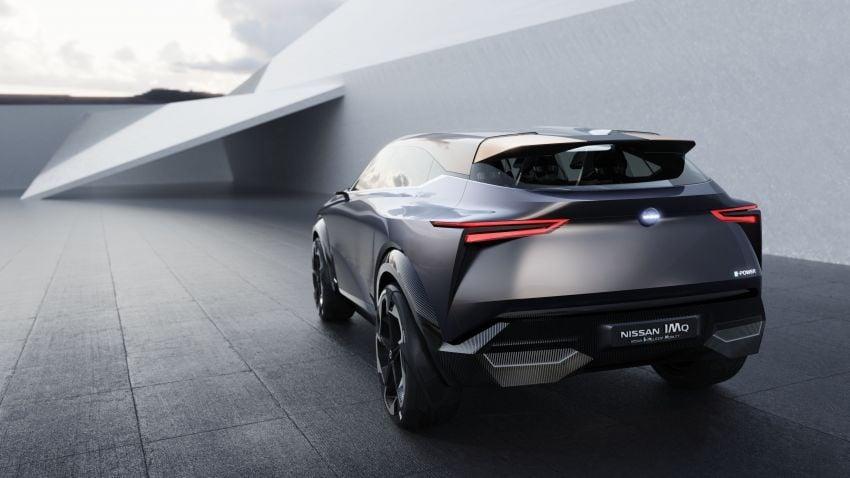 Nissan IMQ Concept previews new design language Image #932899